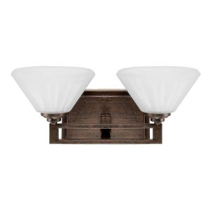 Avalon - Two Light Bath Vanity