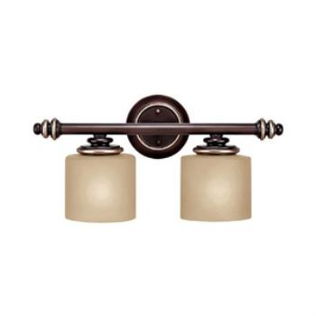 Park Place - Two Light Bath Vanity - 1132CZ-296