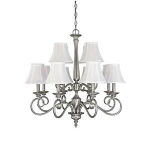 Hammond - Twelve Light Chandelier