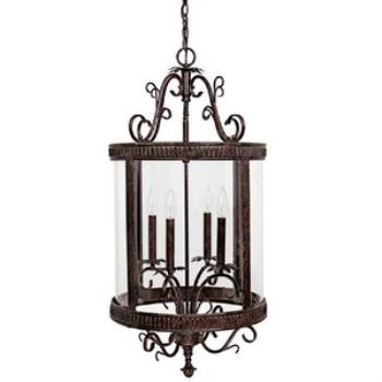 Four Light Foyer - 3324TS