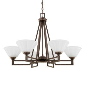 Avalon - Six Light Chandelier