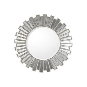 "39"" Round Decorative Mirror"
