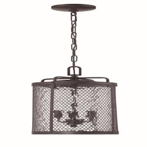 Blacksmith - Three Light Pendant