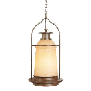 Portofino - One Light Large Outdoor Pendant
