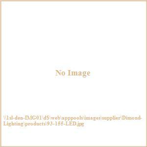 "Rustic Tiffany - 30"" 9.5W 1 LED Table Lamp"