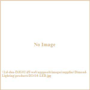 """Hanoverville - 62"""" 9.5W 1 LED Floor Lamp"""
