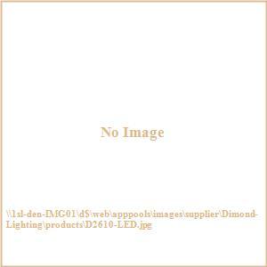 "30"" 9.5W 1 LED Modern Organics Table Lamp"