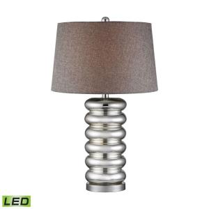 """26"""" 9.5W 1 LED Ring Table Lamp"""