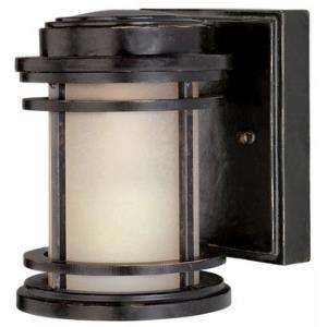 La Mirage - One Light Outdoor Wall Sconce