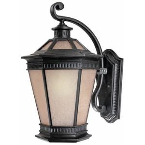 Vintage - One Light Outdoor Wall Lantern