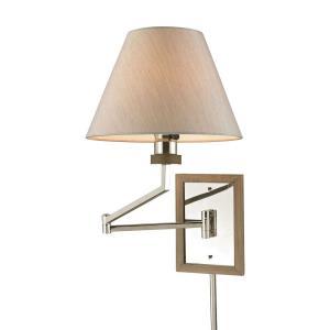 Madera - One Light Swingarm Wall Sconce