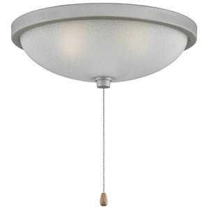 """14"""" Three Light Low Profile Ceiling Fan Kit"""