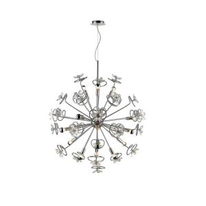Flora - Fifteen Light Pendant
