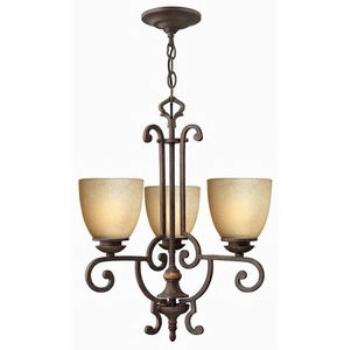 French Creek Collection Mini-Chandelier - 4833WI