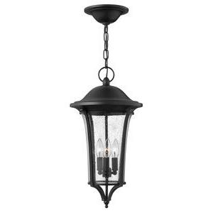 Chesterfield - Three Light Outdoor Hanging Lantern