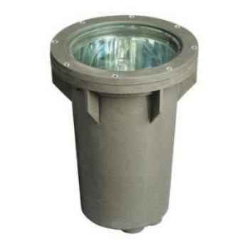 One Light Line Voltage Small Well Lamp - 51000BZ