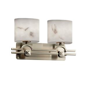 "LumenAria - 19"" Two Light Bath Bar"