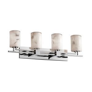 "LumenAria - 36"" Four Light Bath Bar"