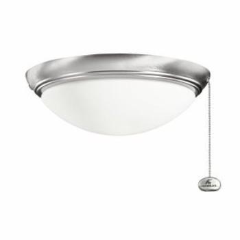 Two Light Large Low Profile Fan Kit - 380020BSS