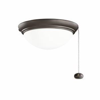 Two Light Large Low Profile Fan Kit - 380120SNB