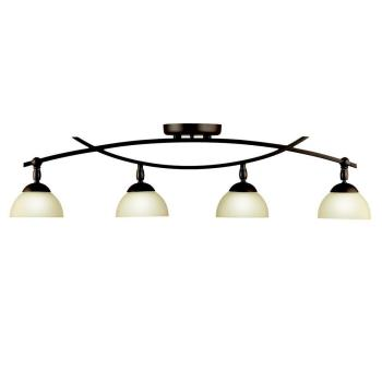 Bellamy - Four Light Fixed Rail - 42164OZ