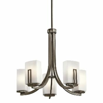 Leeds - Five Light Chandelier - 42426SWZ