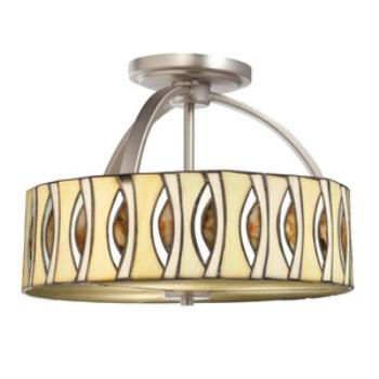 Three Light Pendant - 65362
