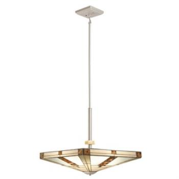 Bryce - Four Light Convertible Pendant - 65363
