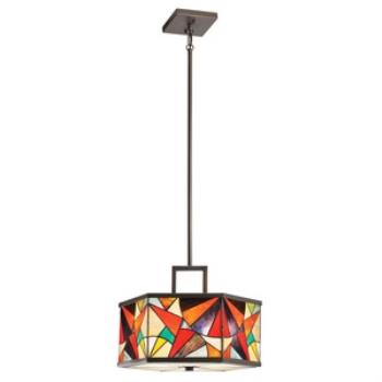 Carnival - Three Light Convertible Pendant - 65369