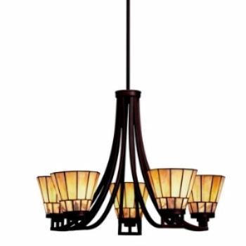 Morton - Five Light Chandelier - 66054
