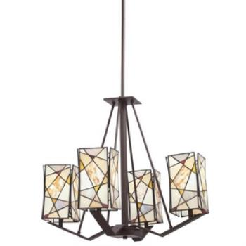 Four Light Chandelier - 66059