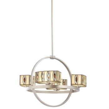 Four Light Chandelier - 66060