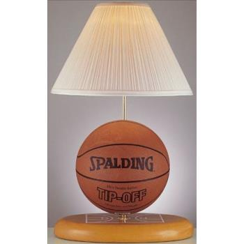 Basket Ball - One Light Table Lamp - 3BK40106