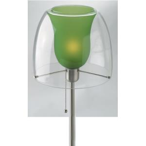 Helmut - Double Glass Table Lamp