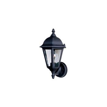 Westlake - One Light Outdoor Wall Mount - 1002BK