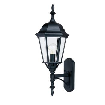 Westlake - One Light Outdoor Wall Mount - 1003BK