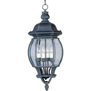 Crown Hill 4 Light Pendant Od - 1039RP