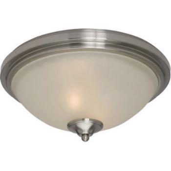 2 Light Flush - 11050SVSN