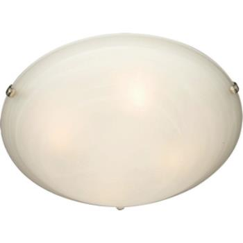 Malibu - Four Light Flush Mount - 11060MRSN