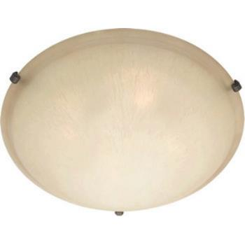 Malibu - Four Light Flush Mount - 11060WSOI