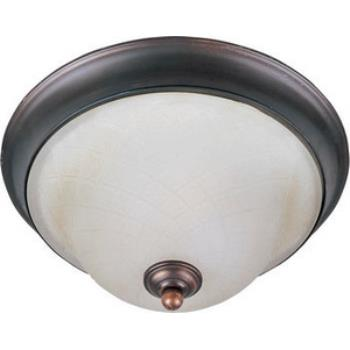 Brighton - Three Light Flush Mount - 11171EVOI