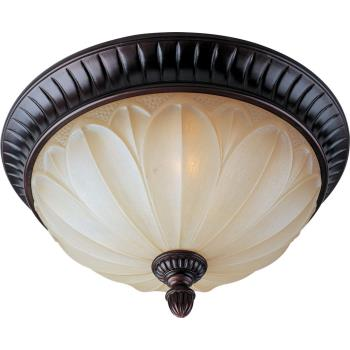Allentown - Two Light Flush Mount - 13500WSOI