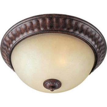Augusta - Two Light Flush Mount - 13560CFAF