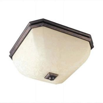 Oak Harbor 2 Light Flush Mount - 21075FLRB