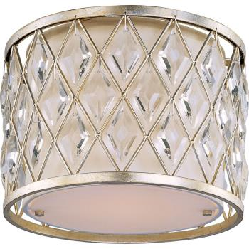 Diamond - One Light Flush Mount - 21451OFGS