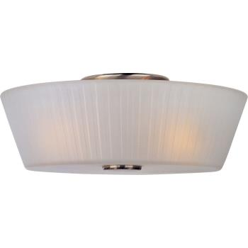 Finesse - Three Light Flush Mount - 21500FTSN