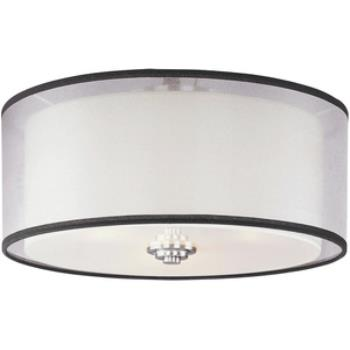 Orion - Three Light Flush Mount - 23031SWSN