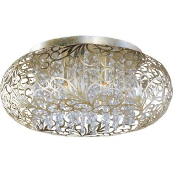 Arabesque - Seven Light Flush Mount - 24150BCGS