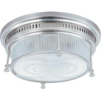Hi-Bay - Two Light Flush Mount - 25000CLSN
