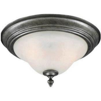 Pacific - Two Light Flush Mount - 2650MRPE